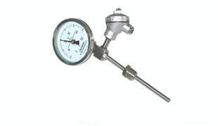 Can nhiệt pt100 kèm đồng hồ cảm biến áp suất