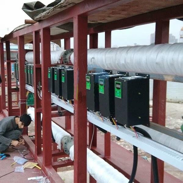 gia nhiệt dầu dùng công nghệ điện từ