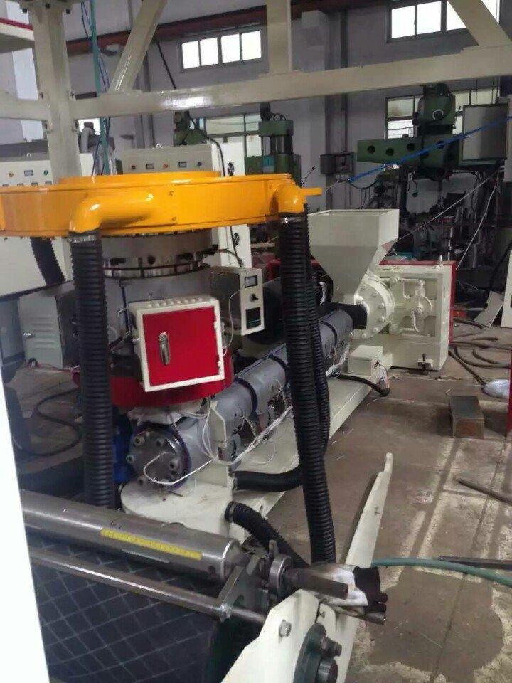 Gia nhiệt điện từ lắp cho hệ thống máy thổi tùi