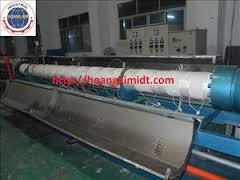 Gia nhiệt điện từ lắp cho máy Đùn ống xoắn