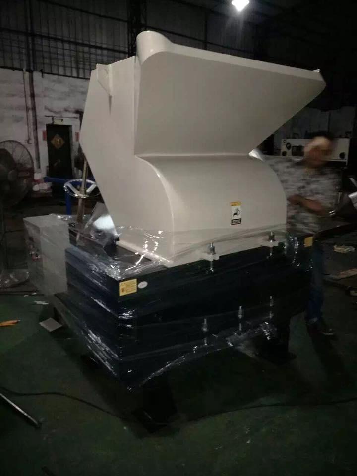 máy băm nhựa hdpe