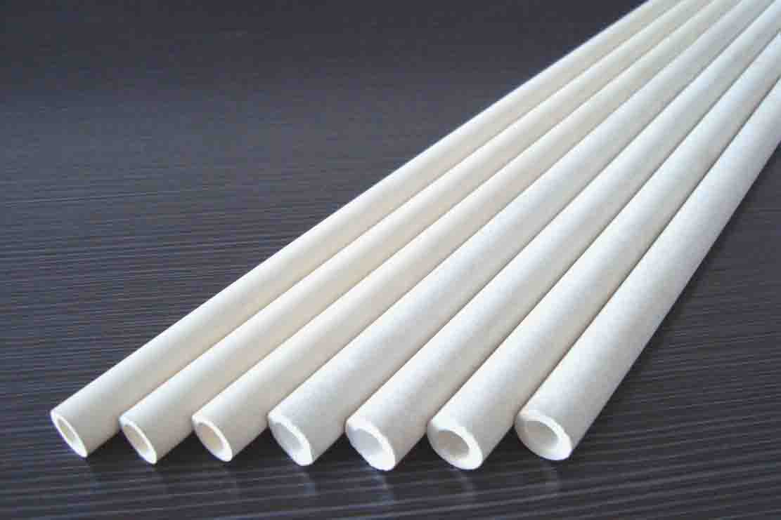 ống sứ chịu nhiệt độ cao trong công nghiệp