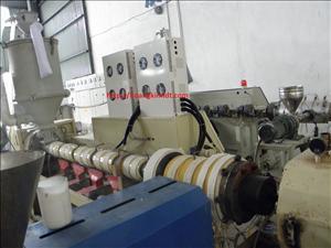 gia nhiệt từ máy đùn ống pvc