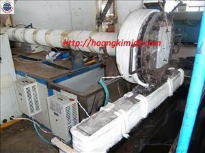 Gia nhiệt từ máy kéo chỉ, máy đùn nhựa